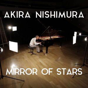 Portada Akira Nishimura - Mirror of stars2
