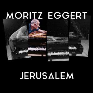 Portada Moritz Eggert - Jerusalem con nombre